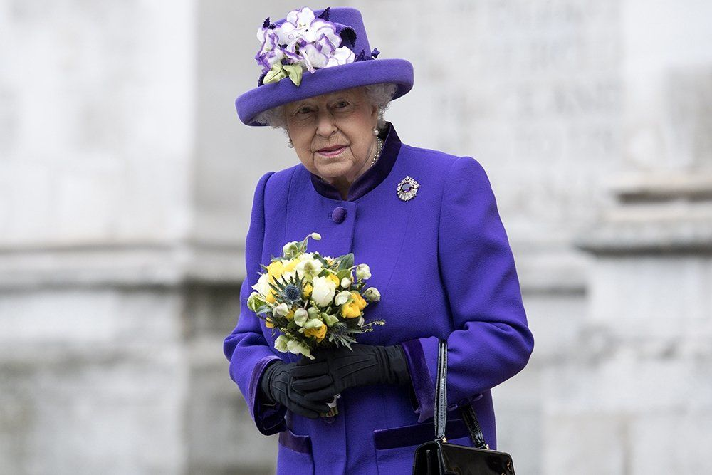 Поздравление от королевы елизаветы 19