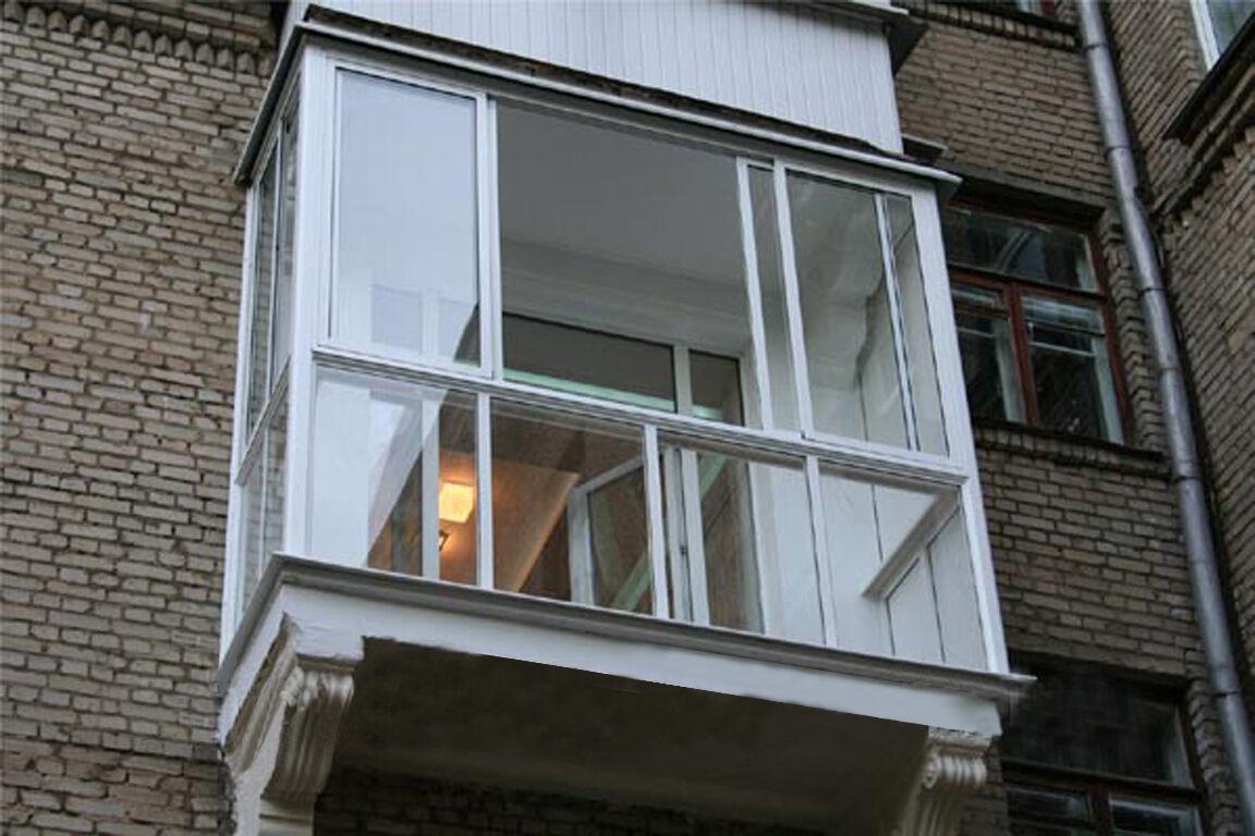 Мужчина выпал с балкона хрущевки в новосибирской области / v.
