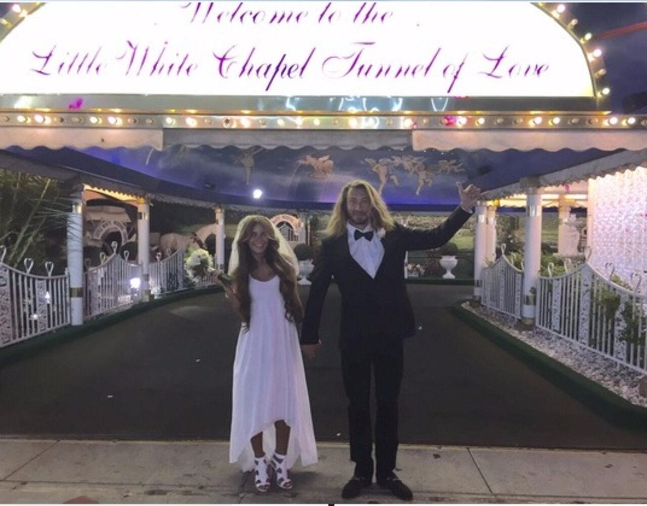 Свадьба айзы долматовой фото