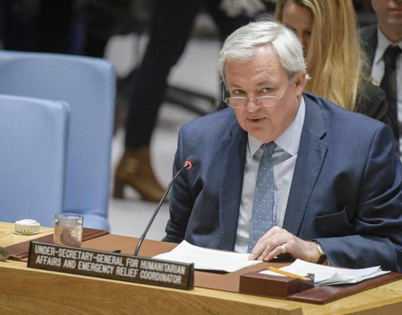 ООН сообщила окрупнейшем с1945 года гуманитарном кризисе