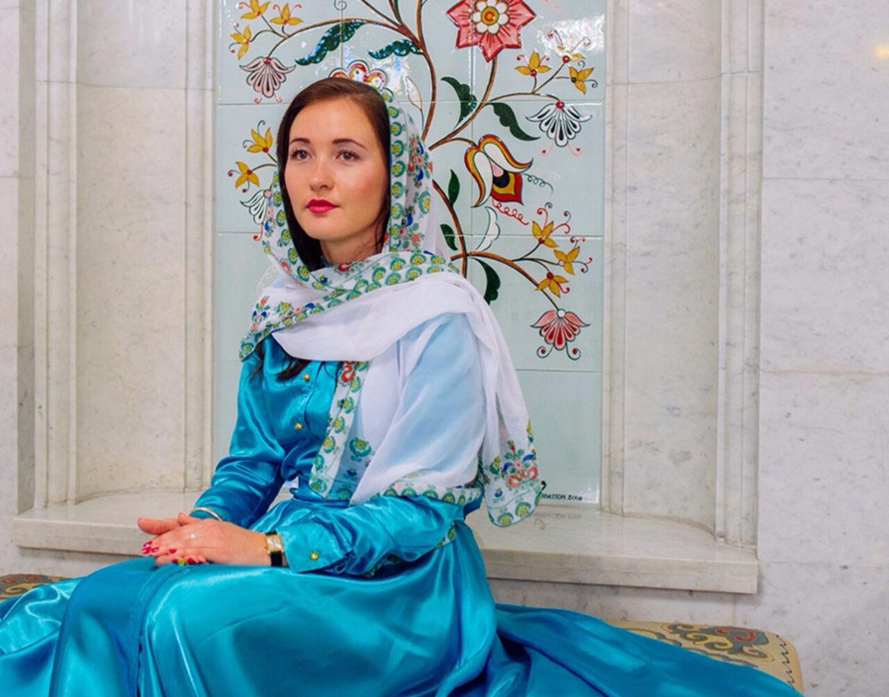Фото красивых татарочки 3 фотография