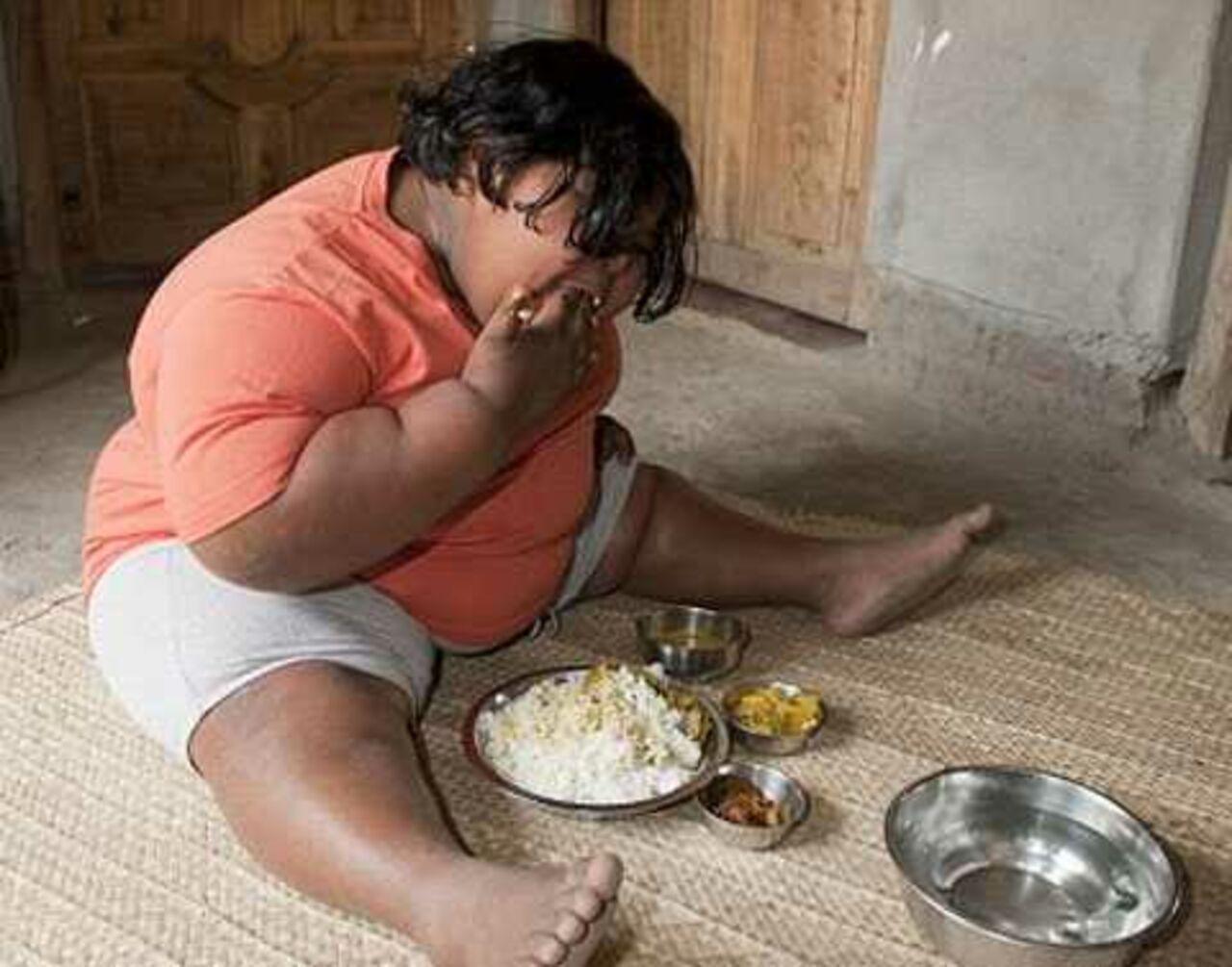 Самая жирная девочка фото 9 фотография