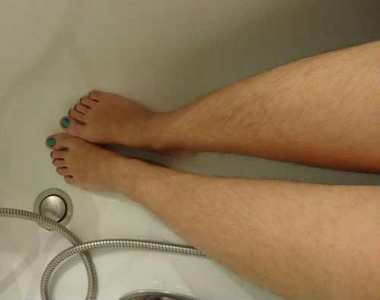 Фото волосатых ног женщин 6 фотография