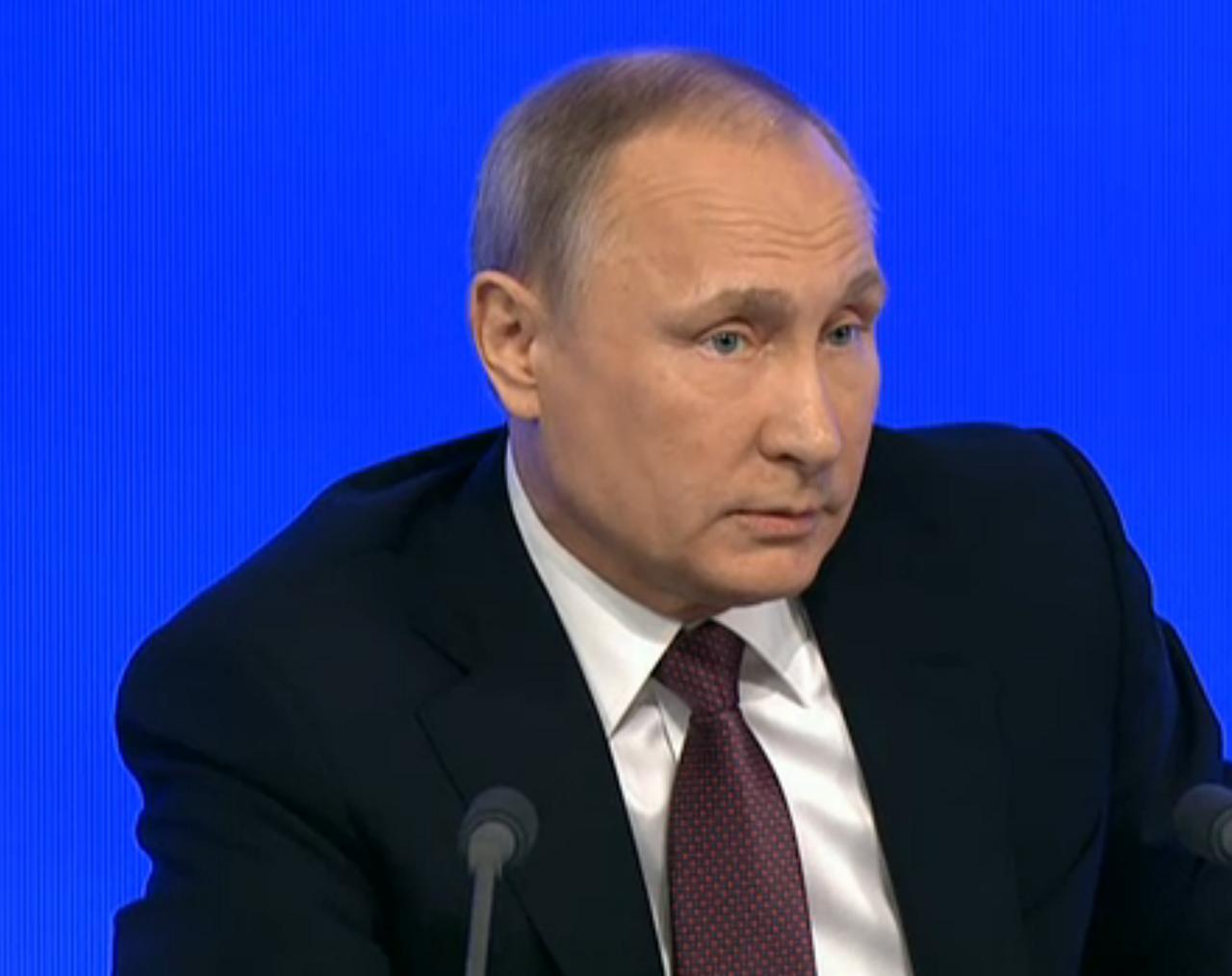 «Никакой национальной поддержки допинга в Российской Федерации нет»— Владимир Путин