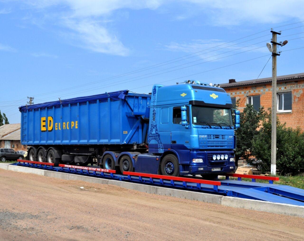 Водителей большегрузов вКемерове оштрафовали на6,7 млн.