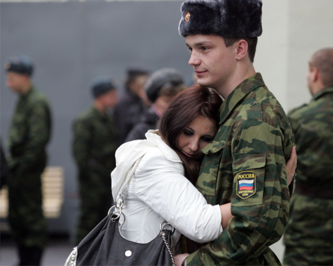 Русское порно призыв в армию 3 фотография