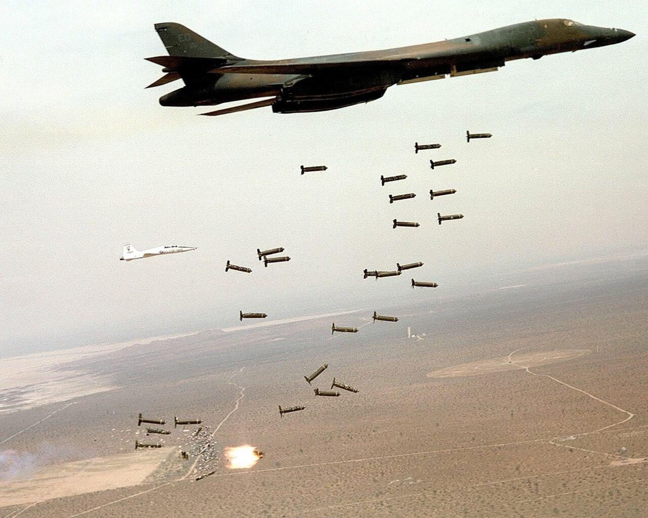 ВСША больше небудут производить скандальные кассетные бомбы