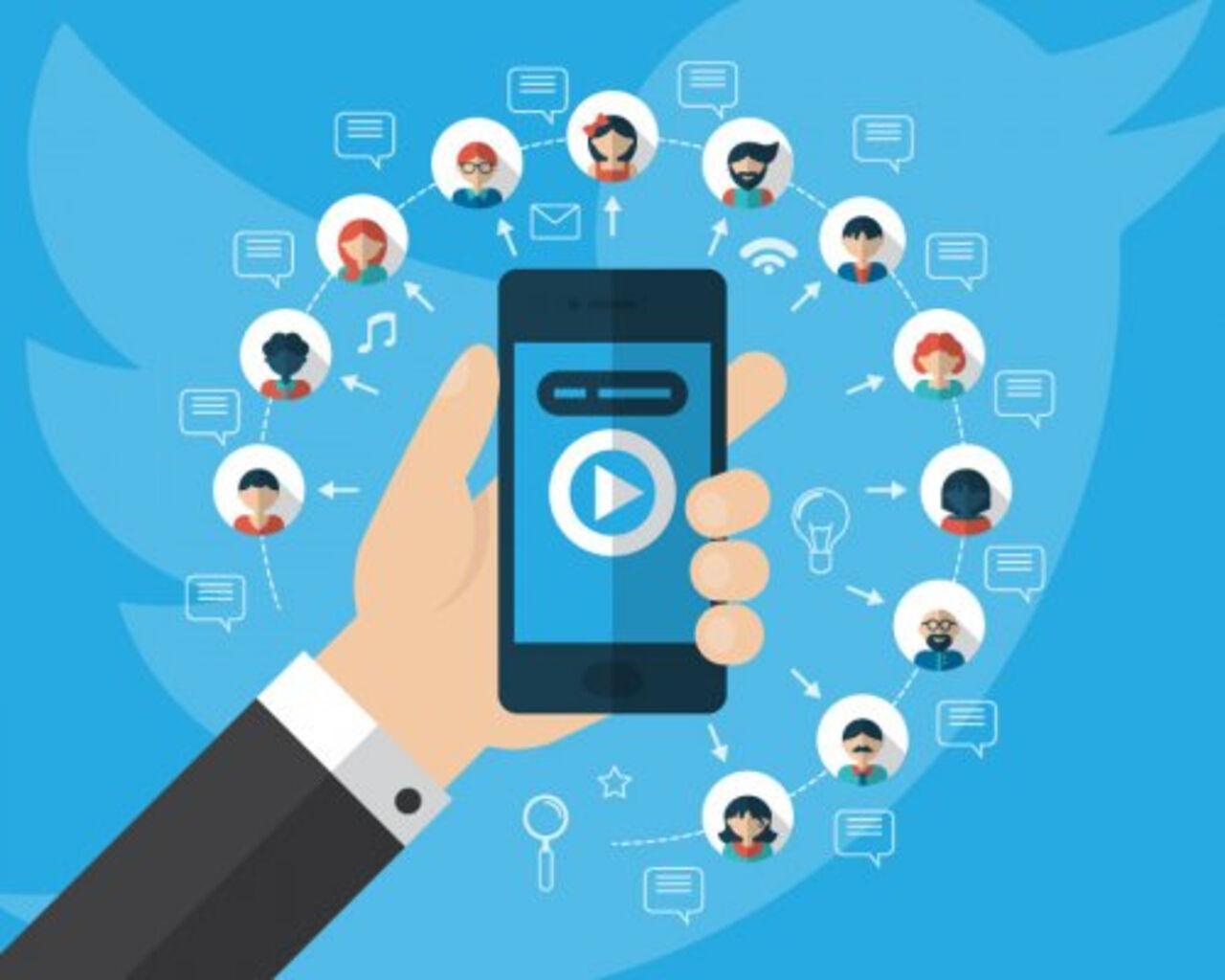 В социальная сеть Twitter может появиться новая функция для обмена видео