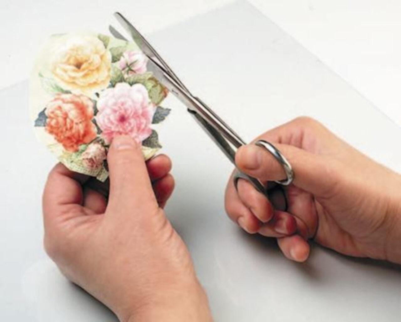 Салфетки вырезать своими руками