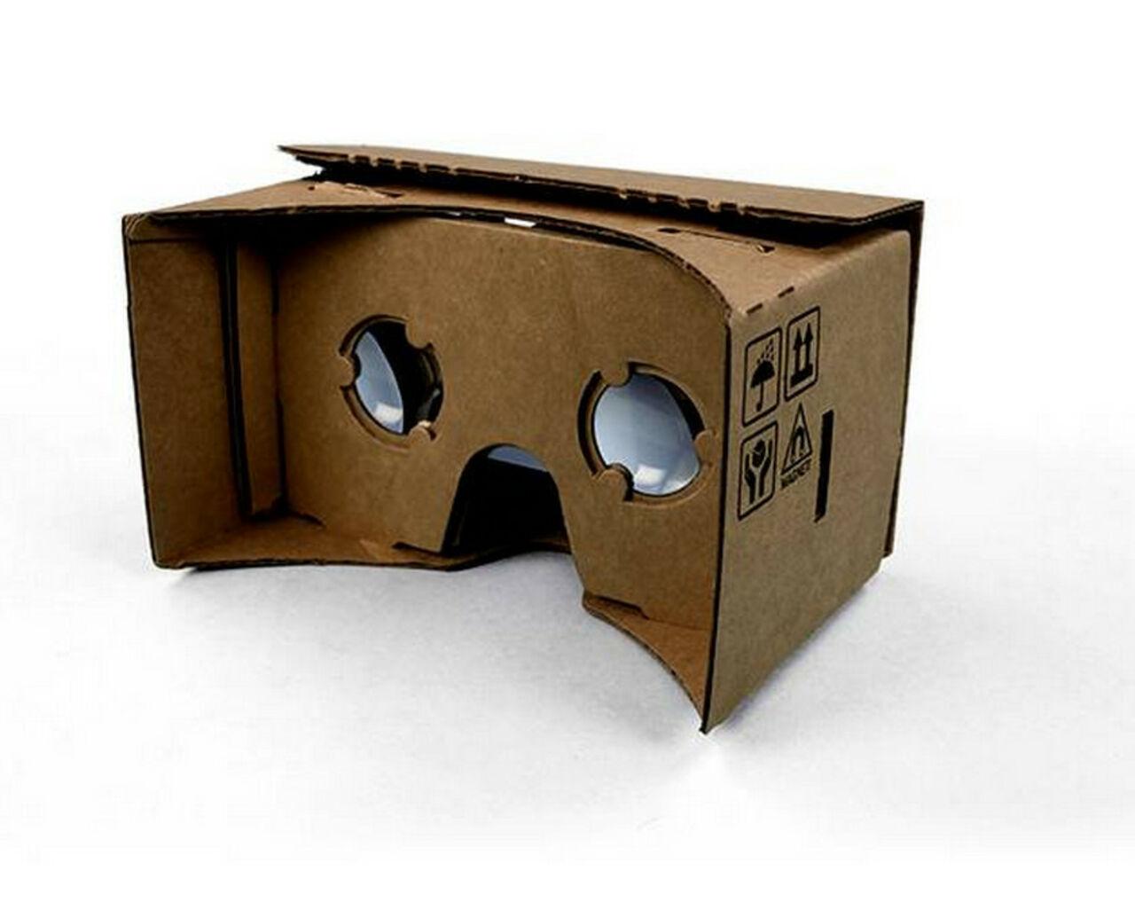 Как сделать виртуальную реальность своими руками