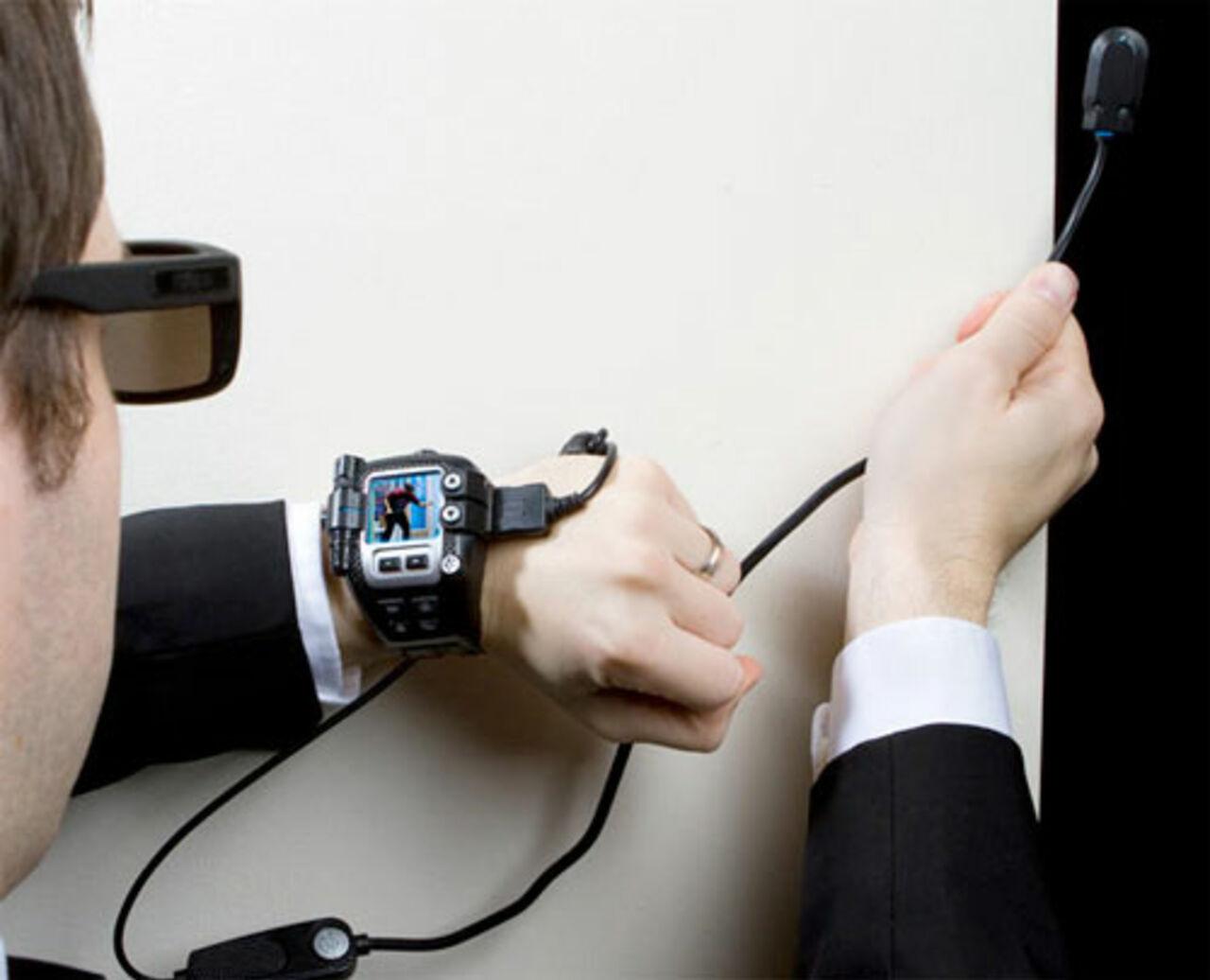 Шпионские часы Spy Net