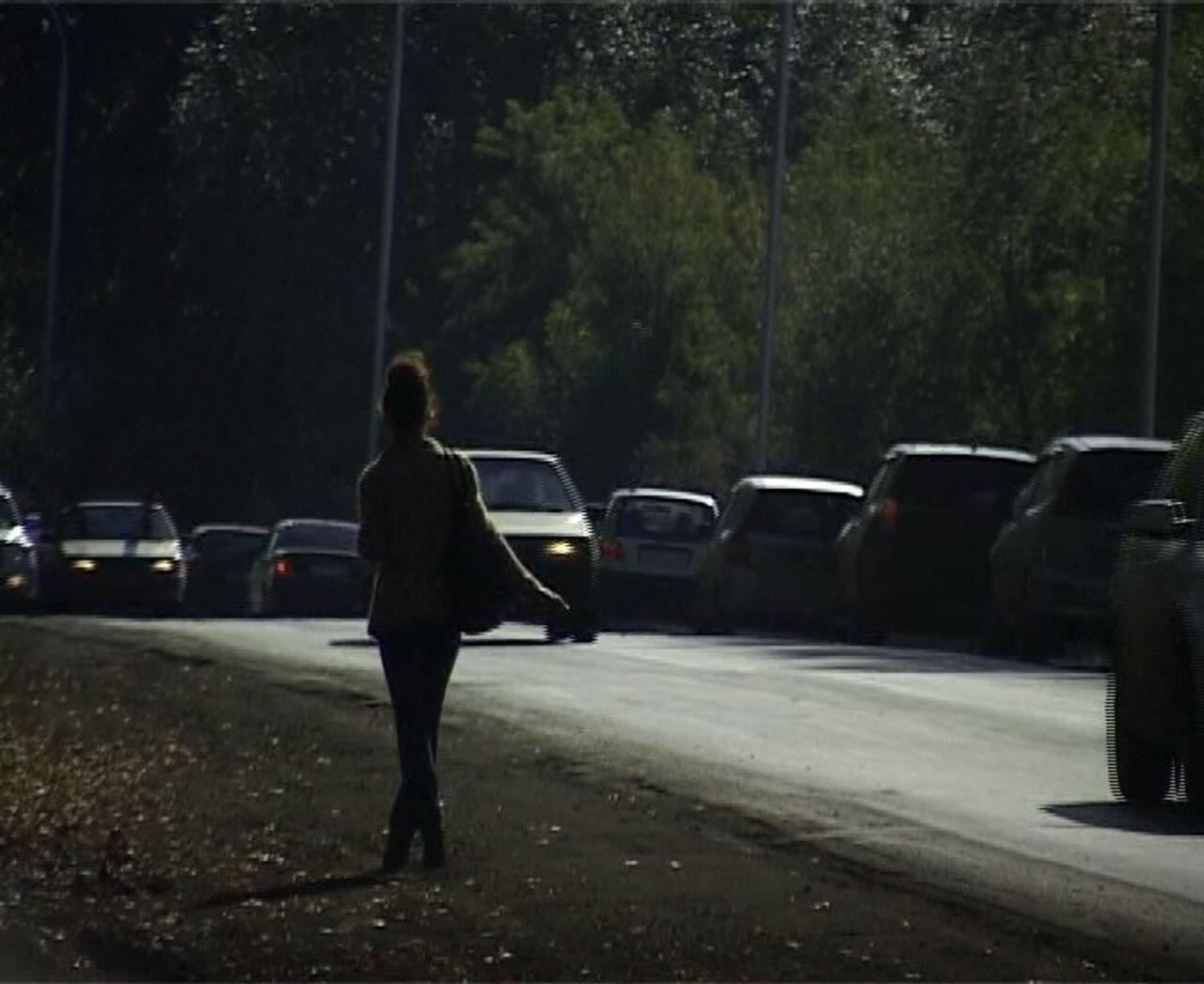 Путаны на трассе москвы 13 фотография