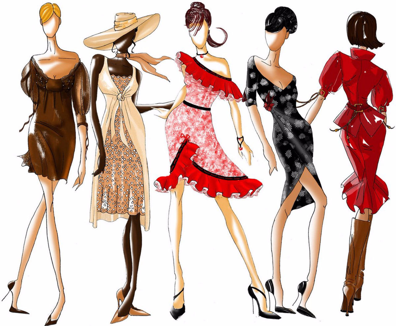 fashion essays Fashion refers to the manner of doing something among students, the word primarily conveys the sense with regard to 'dress and hair styles.