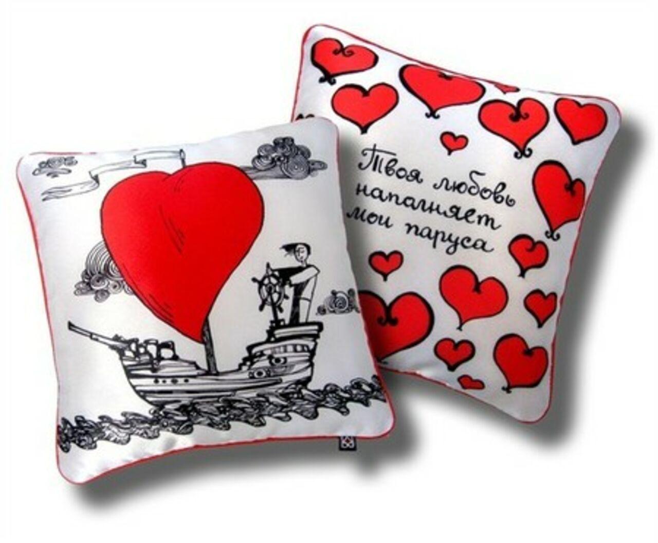 Романтичные подарки парню на годовщину