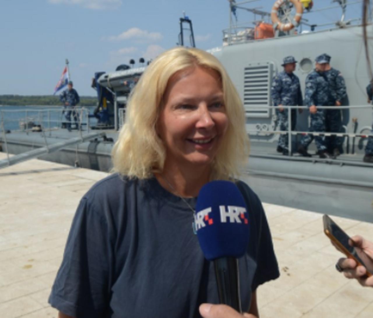 Британка плавала воткрытом море 10 часов после падения скруизного лайнера