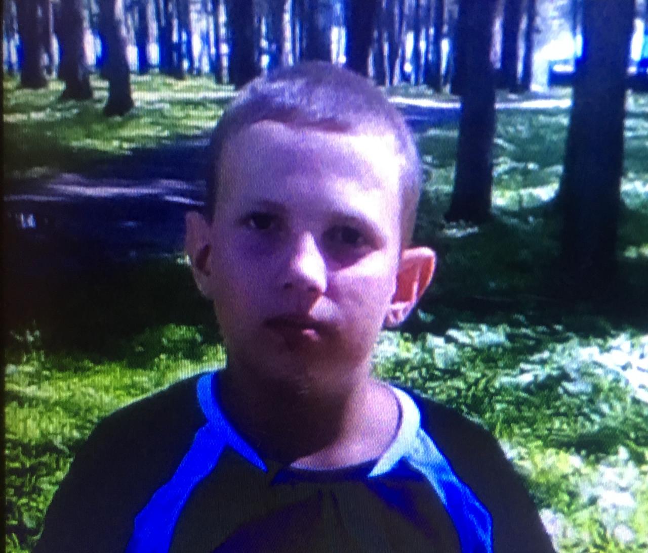 12-летний кузбассовец пропал, выйдя спортфелем издома