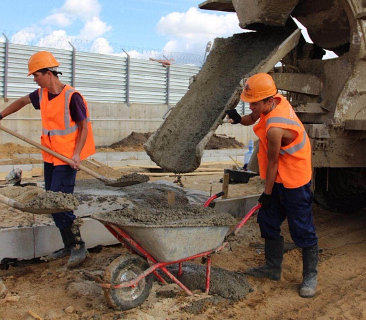 Работа вахтовым методом бетонщик новороссийск
