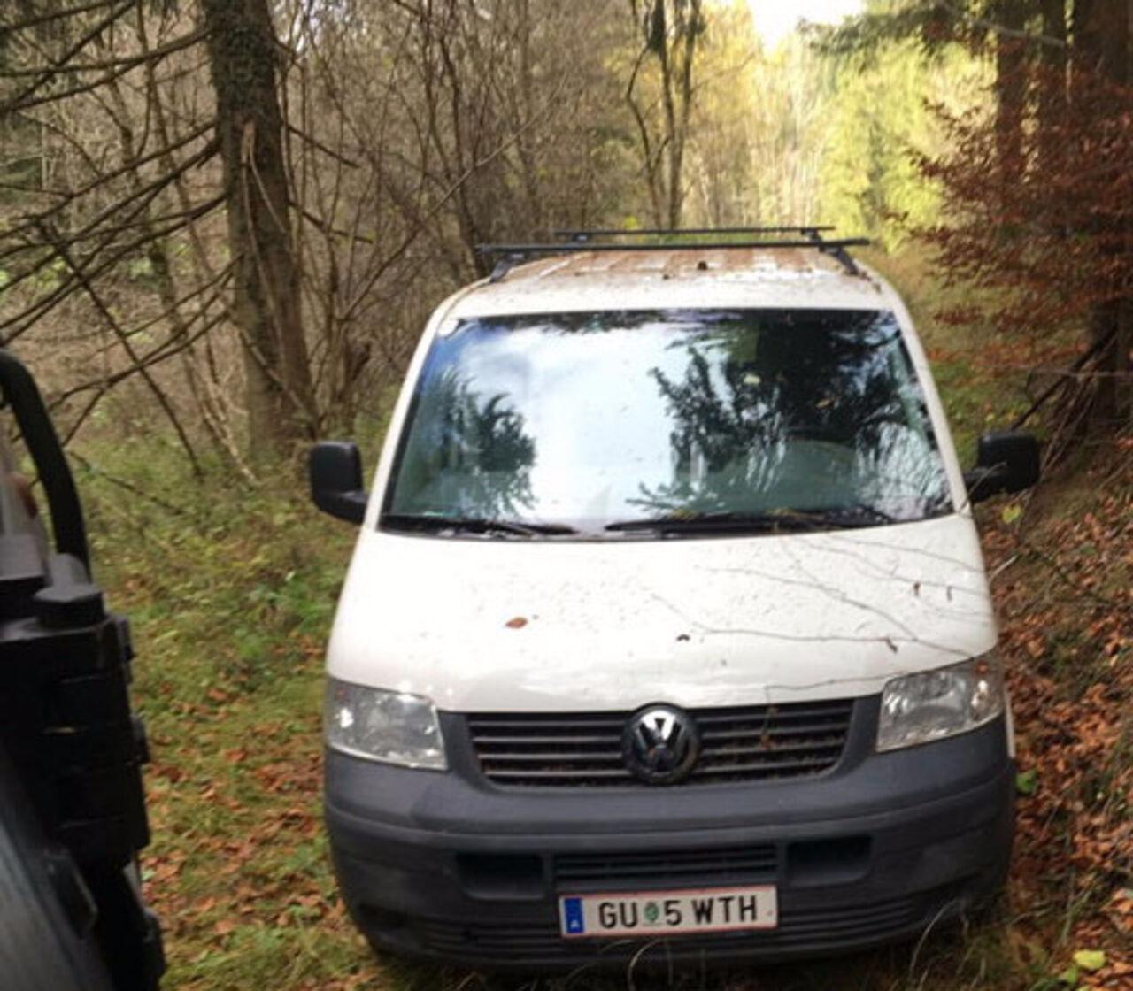 Австриец нафургоне расстрелял соседей и исчез влесу