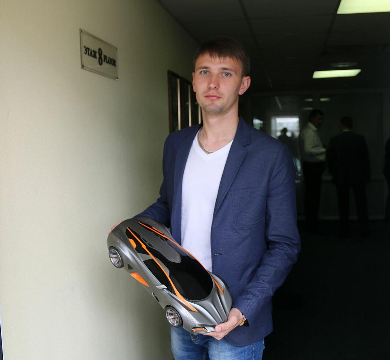 Крымчане иавстрийцы создали «лучший спорткар вмире» Milano Red