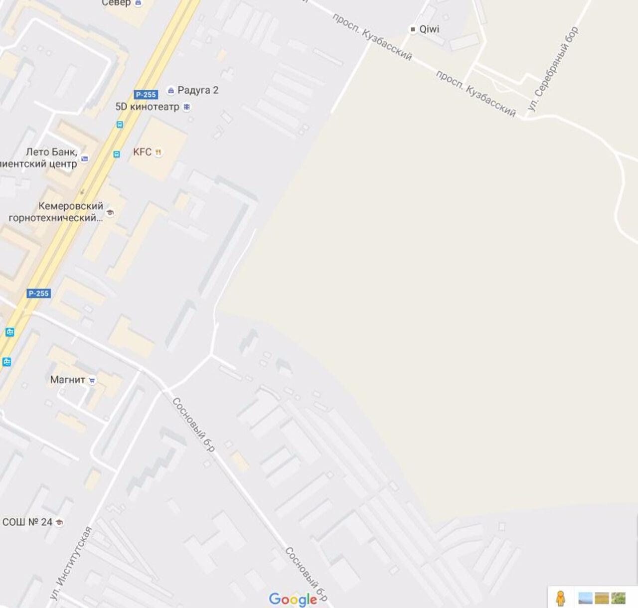 ВКемерове планируют соединить Институтскую улицу иКузбасский проспект