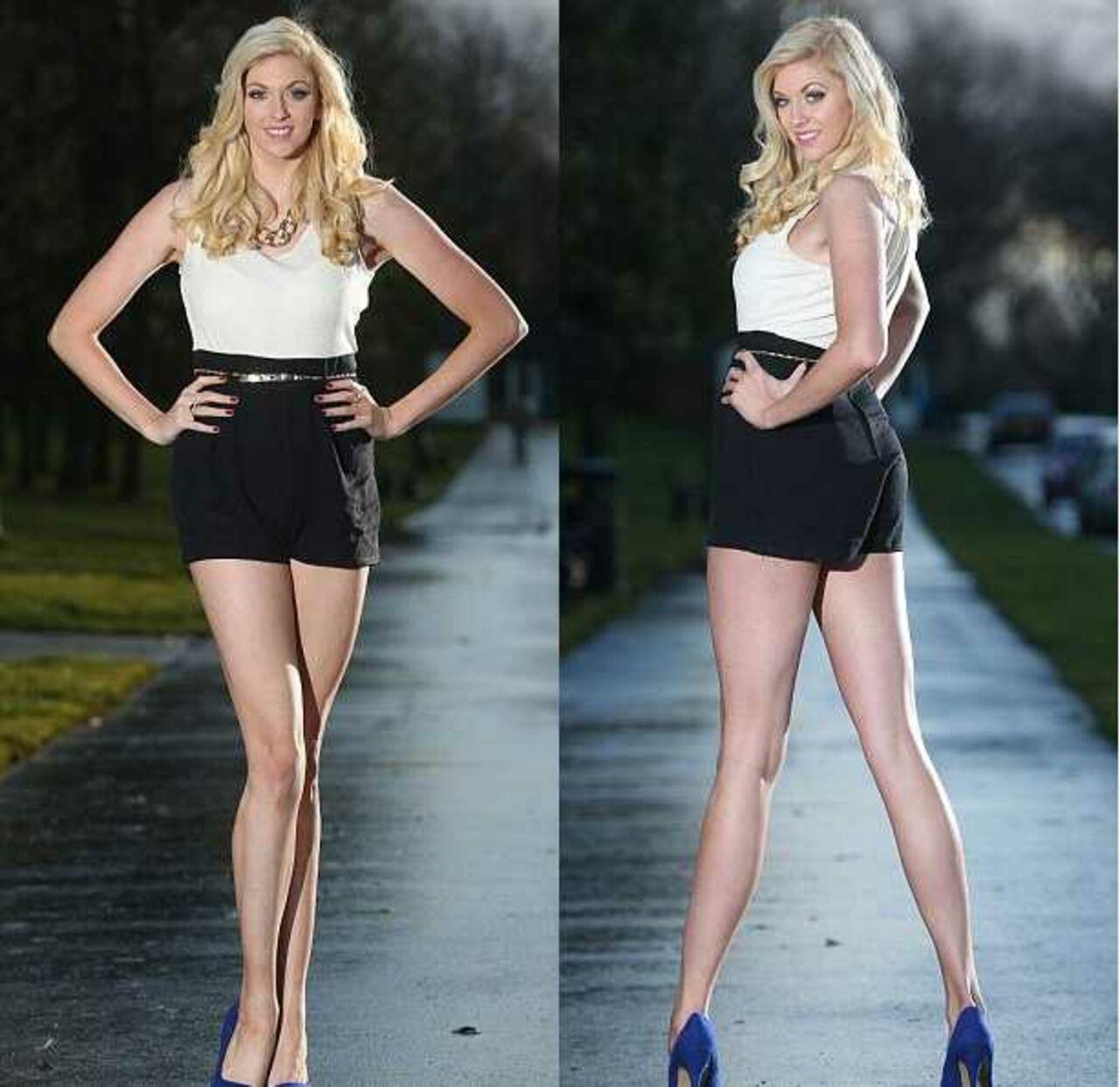Фото моделей длинные ноги 3 фотография