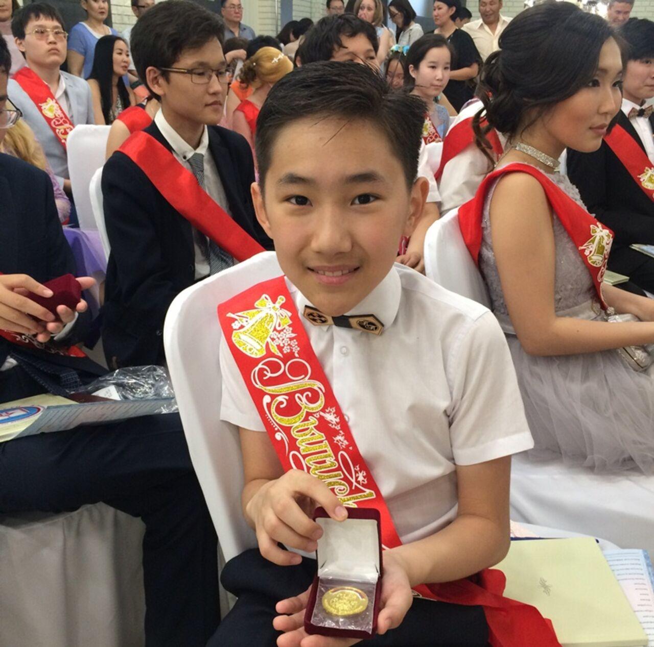 Тринадцатилетний абитуриент поступает вТГУ