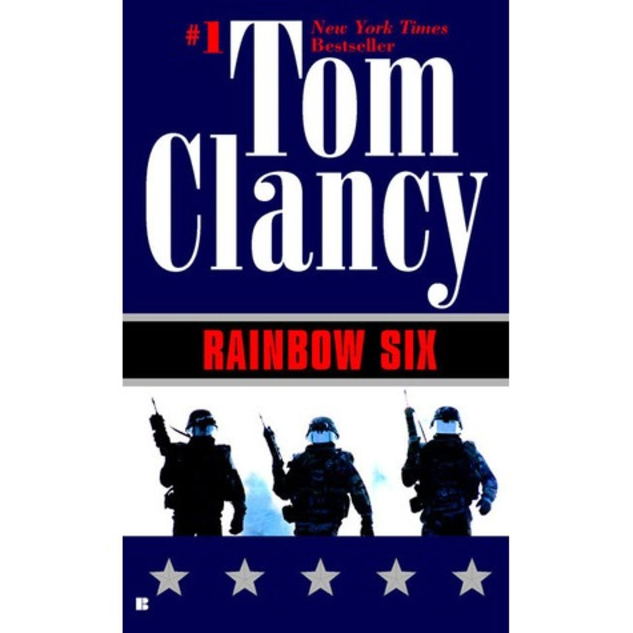 literary analysis of the book rainbow six by tom clancy Tom clancy's rainbow six title: rainbow six author: tom clancy # of pages: 740 characters: john clark an ex navy seal, and two other characters alistair stanley the executive commander of rainbow six, and domingo (ding) chavez, the captain of team two.