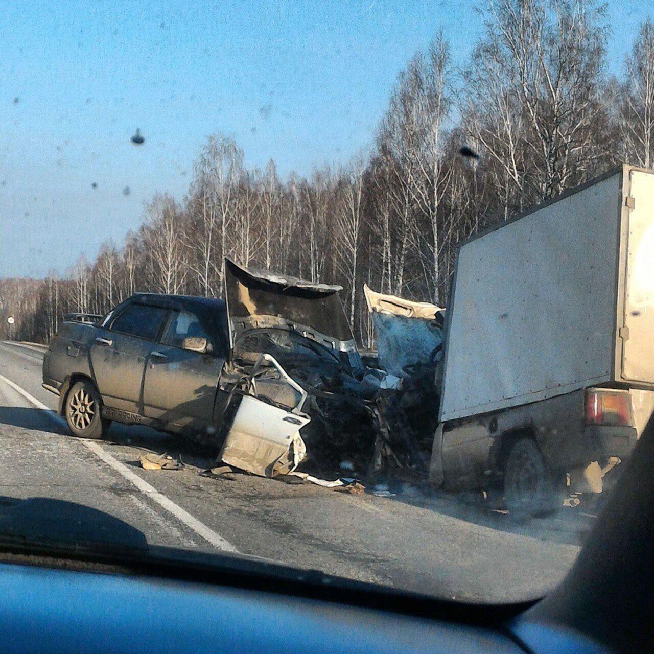 В ужасной трагедии вТопкинском районе погибли люди