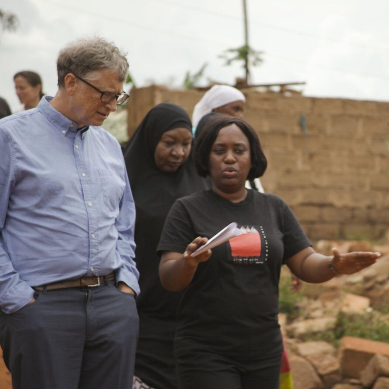 Первое фото Билла Гейтса в Инстаграм  произвело фурор вглобальной web-сети