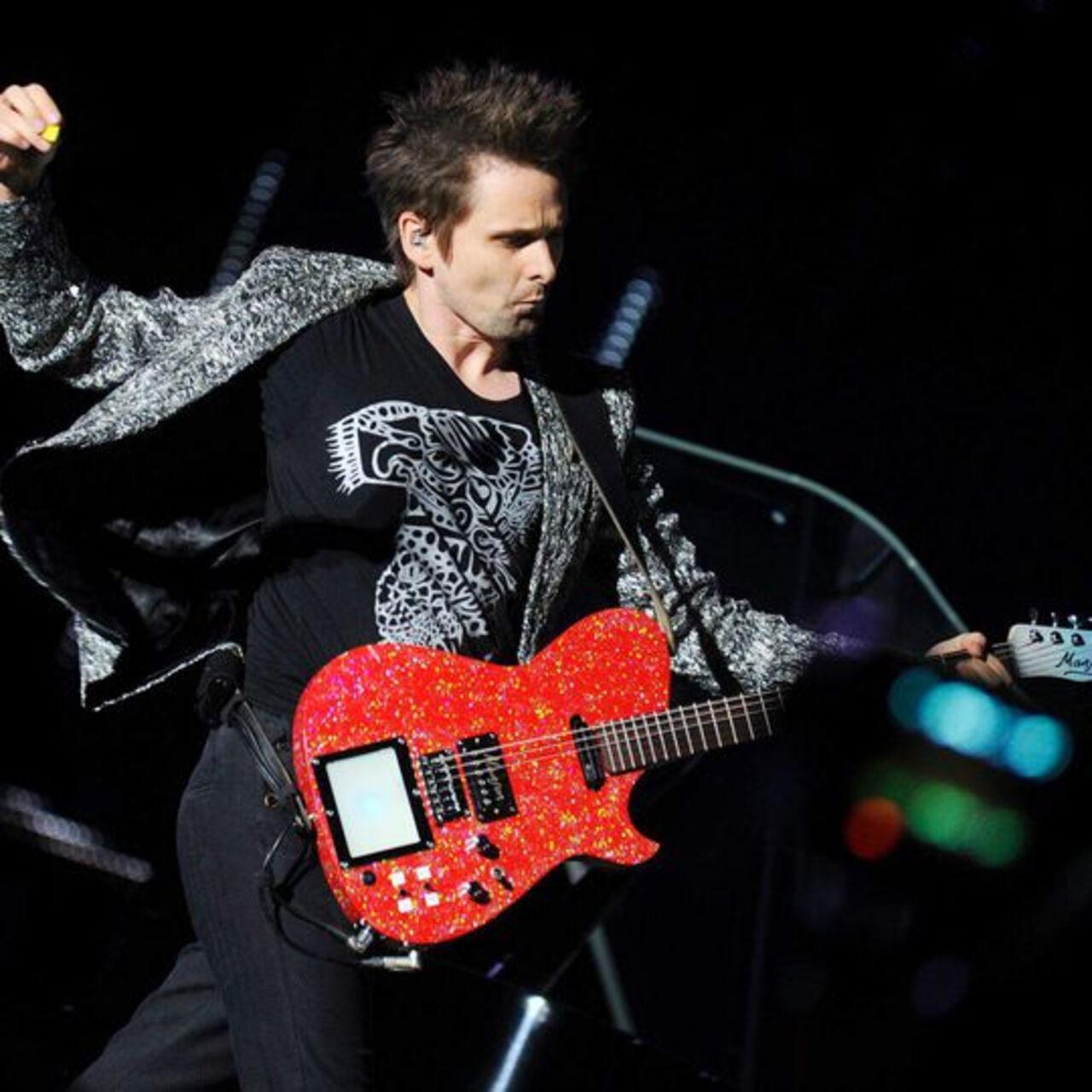 Muse едут в РФ врамках мирового турне
