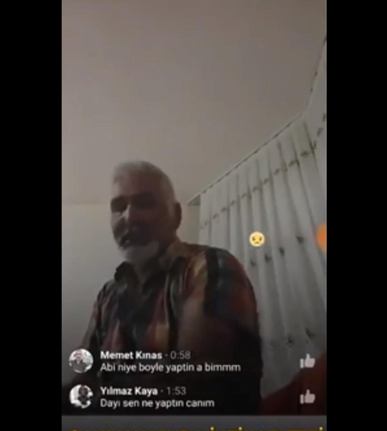 Из-за неодобрения брака дочери, отец совершил самоубийство впрямом эфире в социальная сеть Facebook