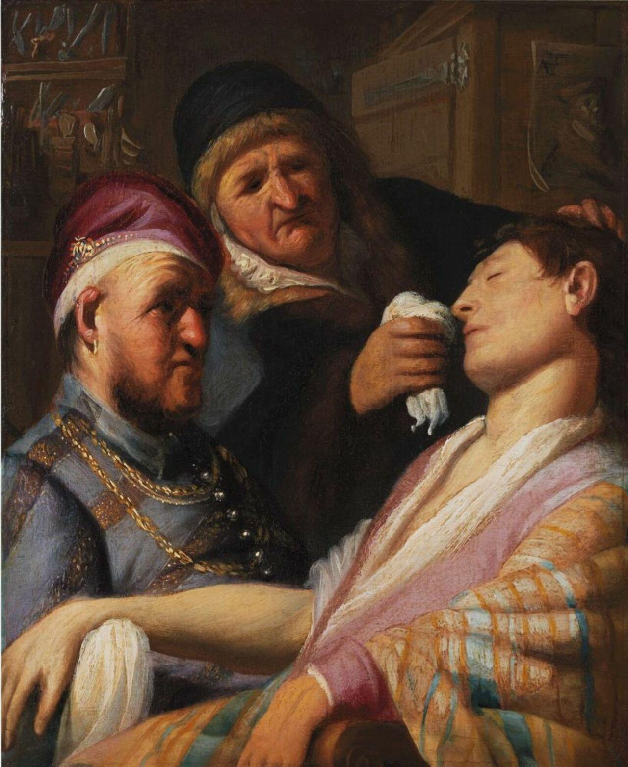 Потерянное полотно Рембрандта хотели реализовать за $250