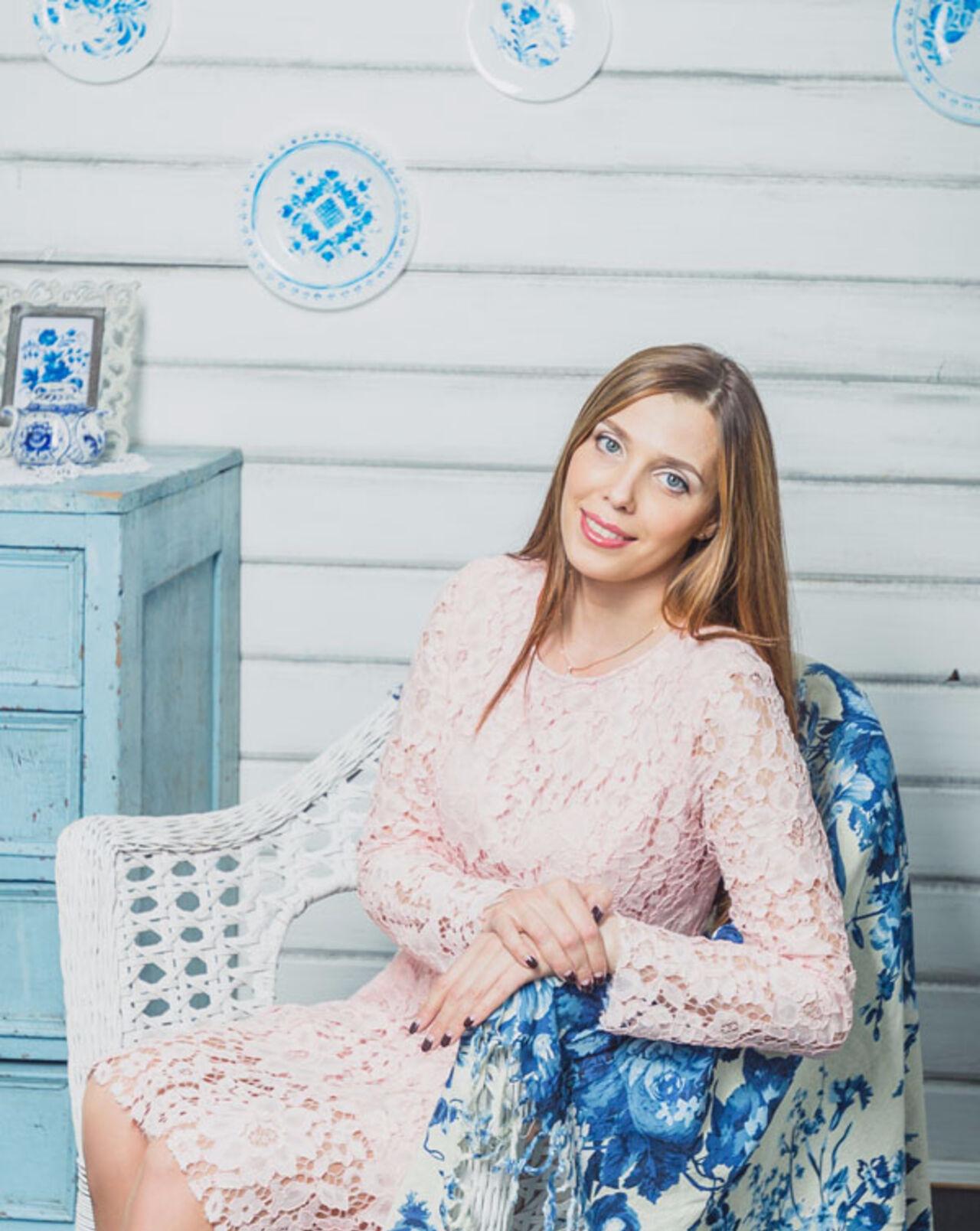 Роскошная блондинка изКрасноярска вошла втоп-5 самых красивых мам РФ