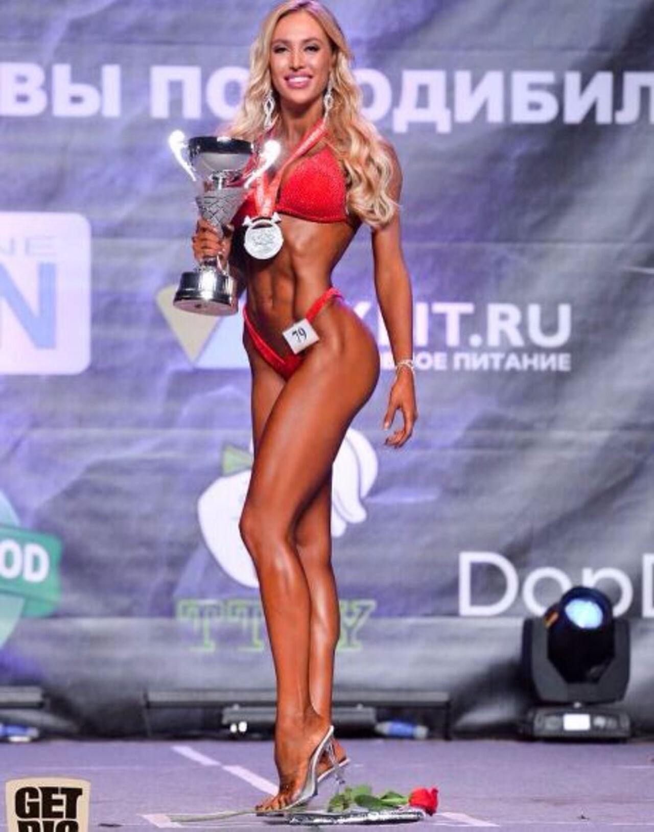 Бывшая участница «Дома-2» изНовокузнецка стала «Мисс фитнес-бикини» столицы