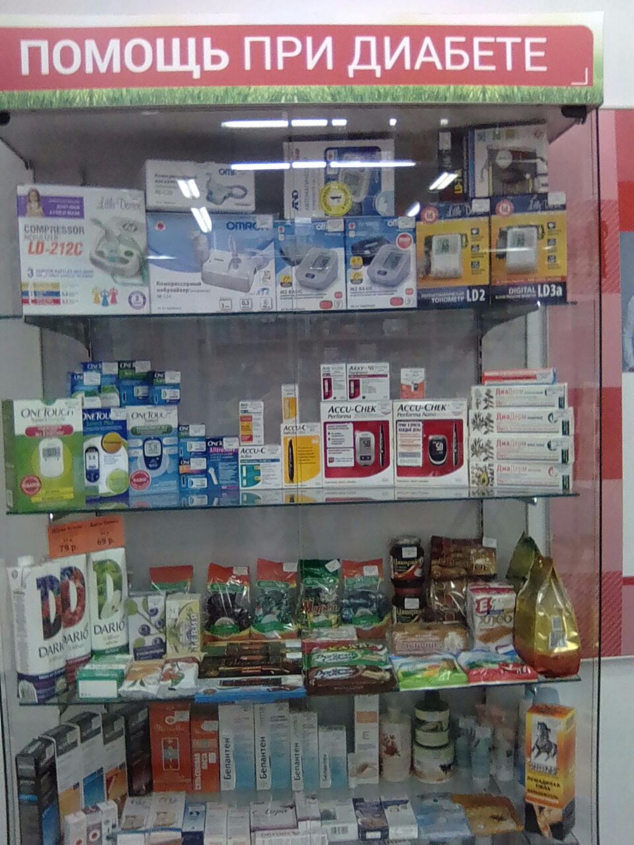 Аптеки для диабета в москве