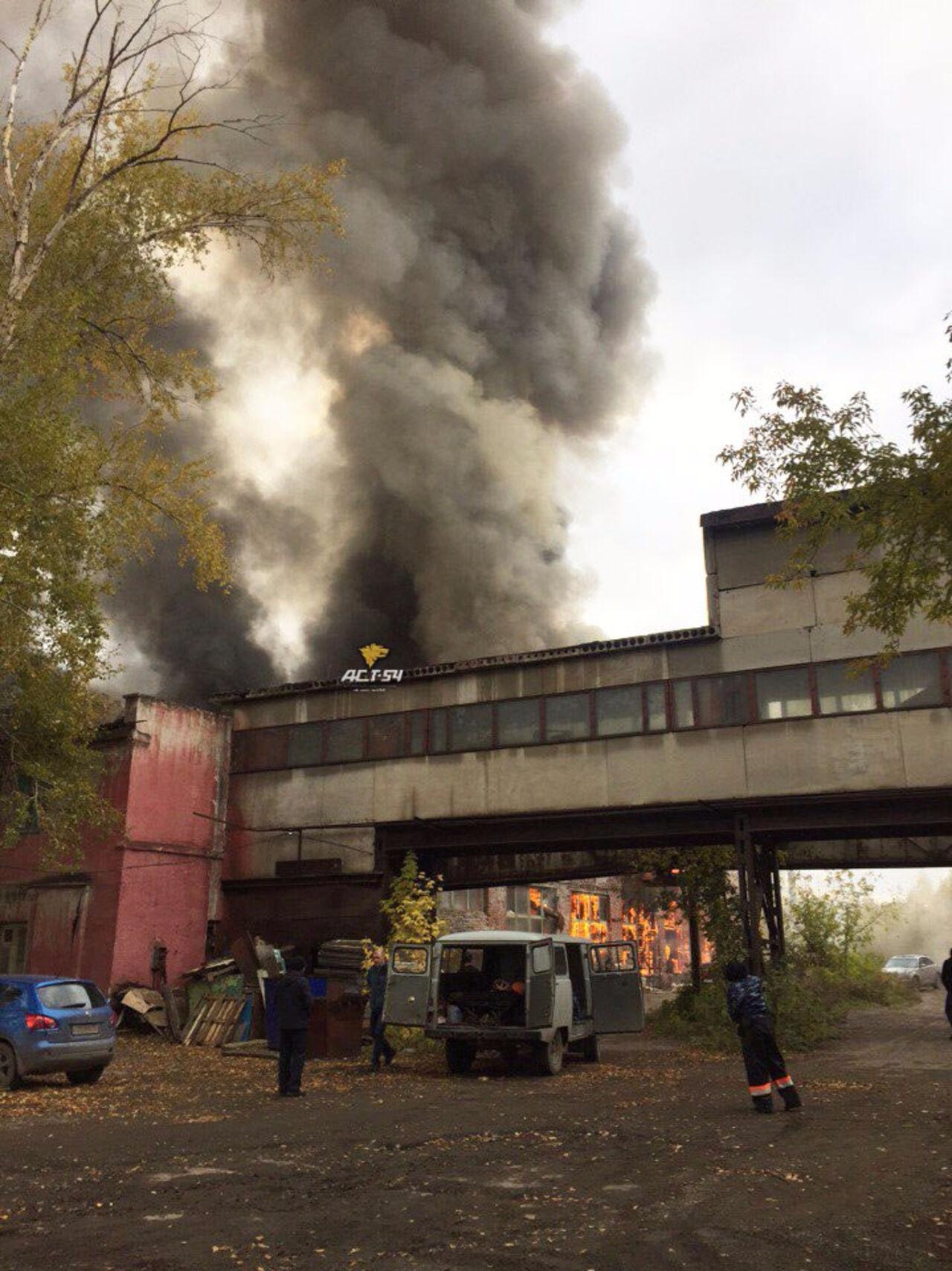 пожар на 2 станционной сейчас меня