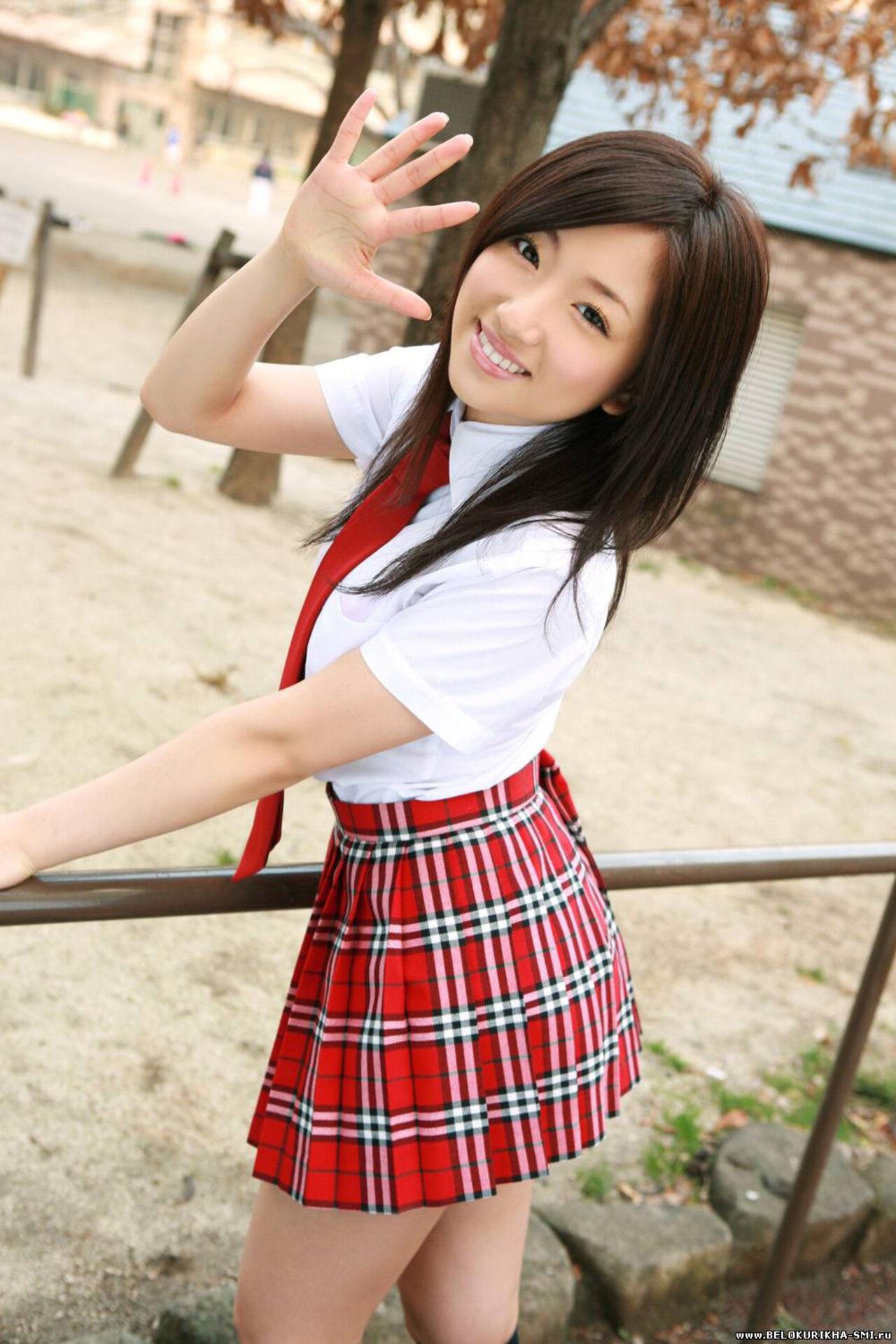 Что под юбкой японских девушек 8 фотография