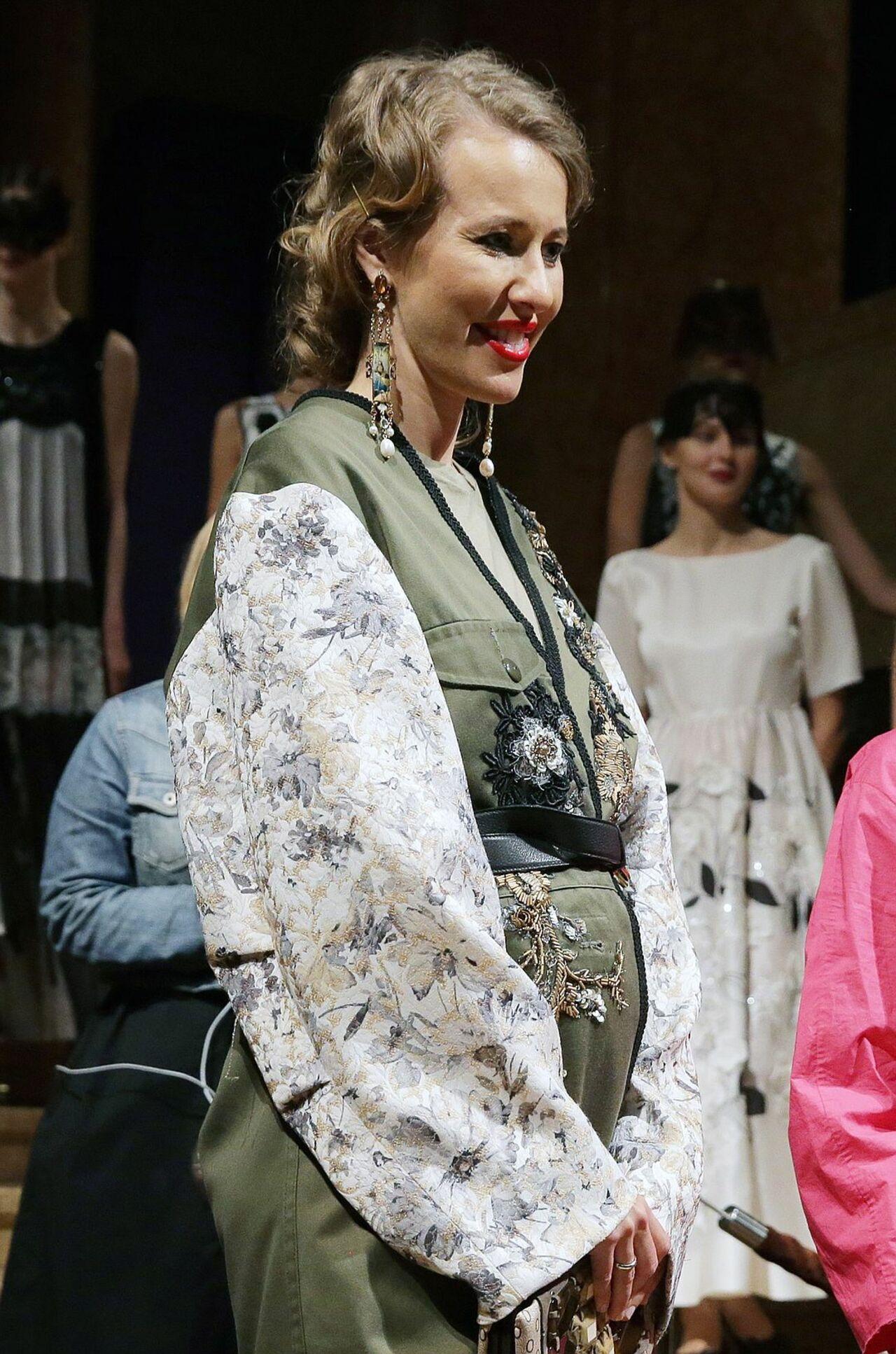 Ксения Собчак актер