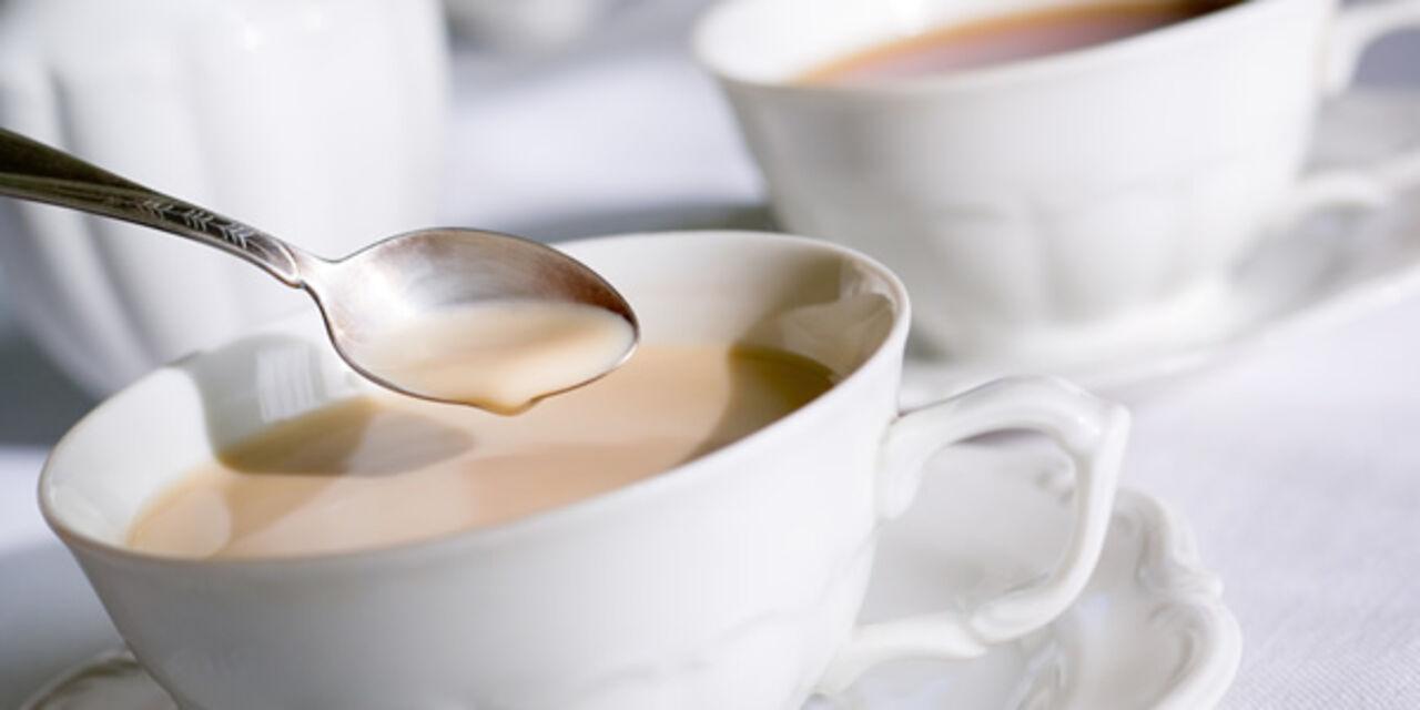 Чай смолоком рискован для человека— Ученые