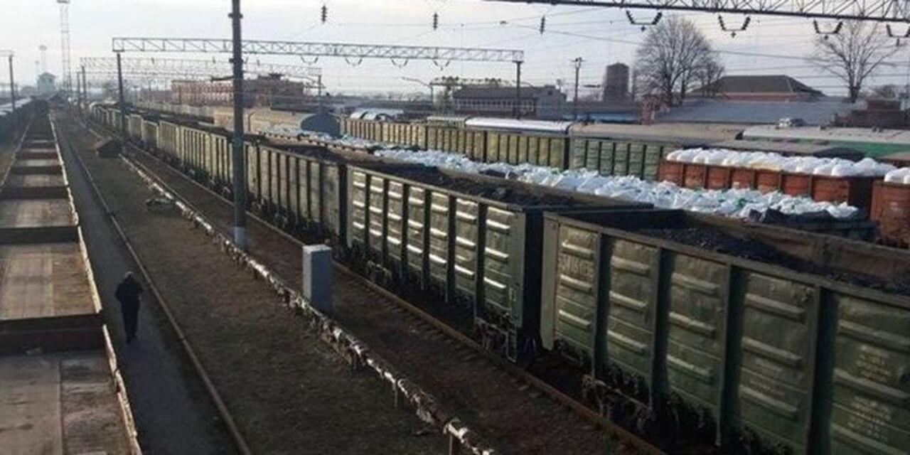 Ситуация сблокированием русских грузовых поездов вукраинском городе Конотоп урегулирована