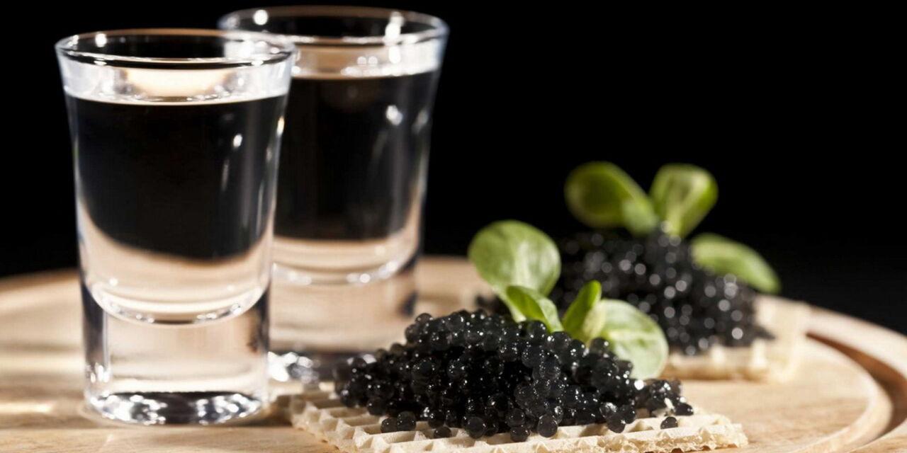 В Российской Федерации появится водка сзолотом исеребром