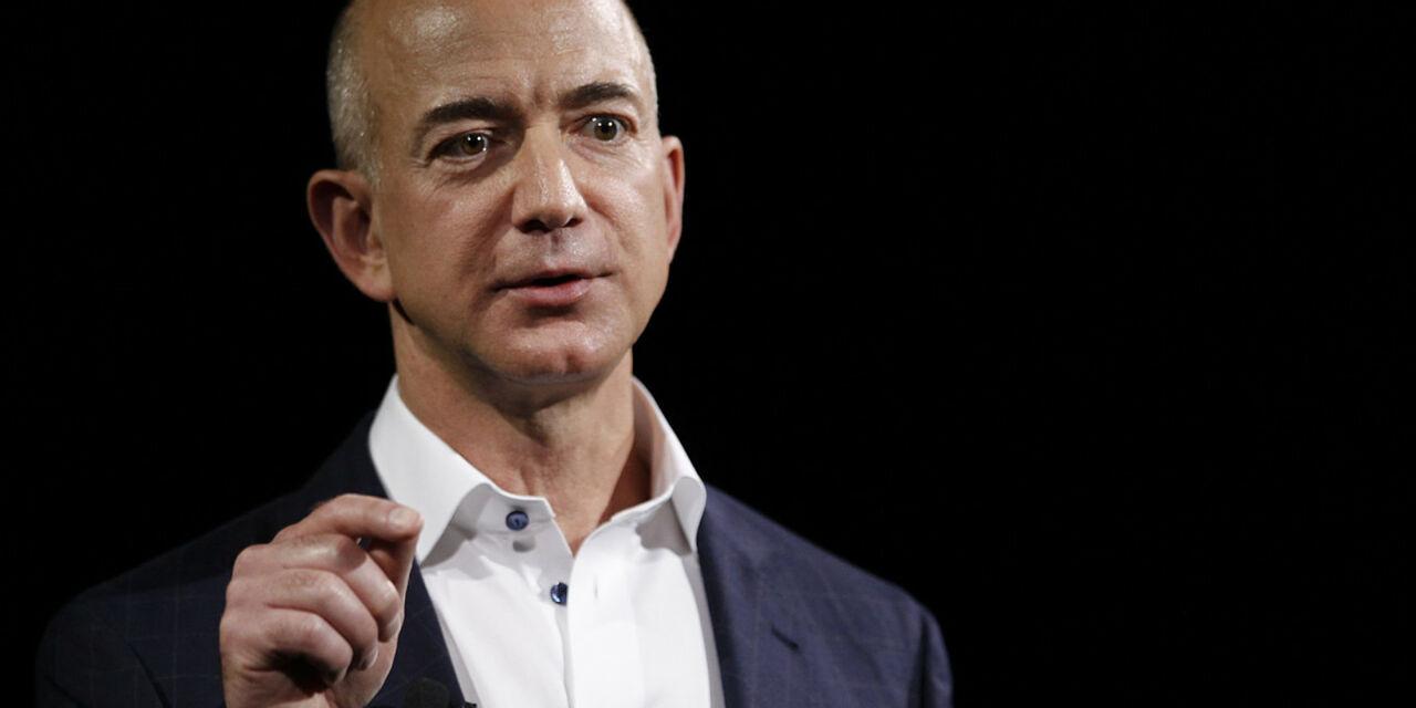 Руководителя Amazon, социальная сеть Facebook иApple названы самыми влиятельными людьми планеты