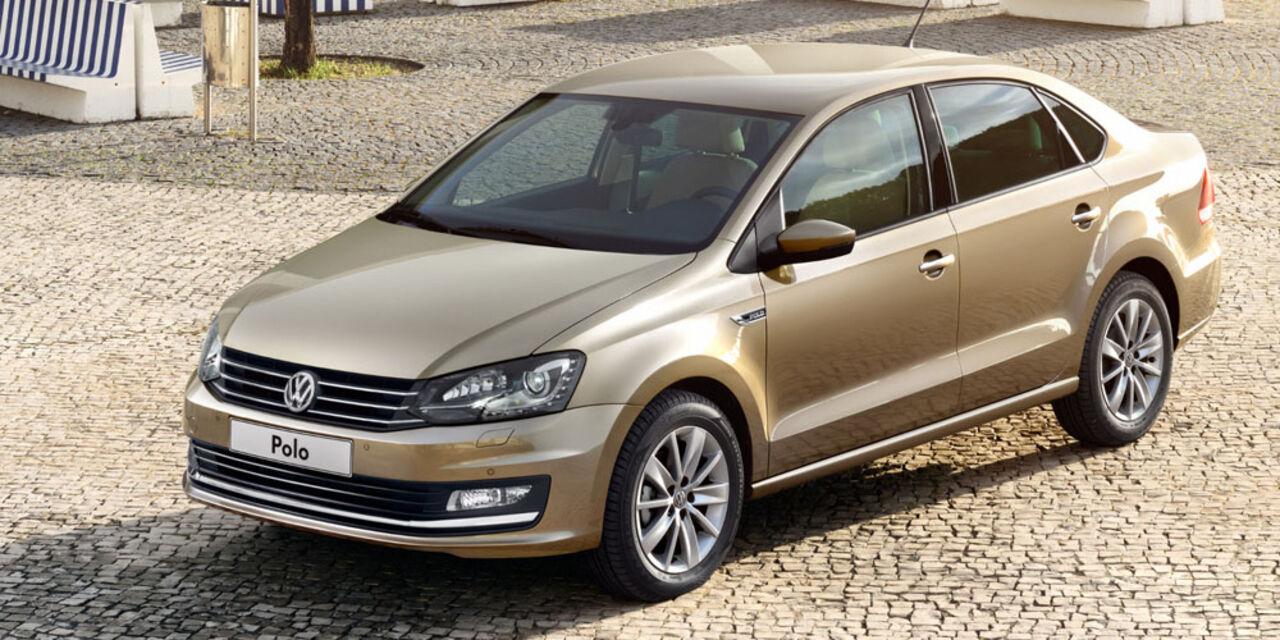 В РФ отзывают Фольксваген Polo Sedan и Шкода Rapid