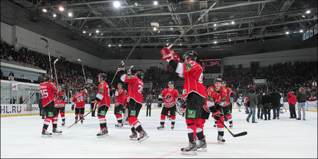 ИзКХЛ исключили два хоккейных клуба