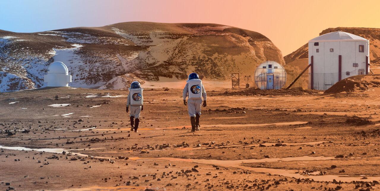 Сотрудник NASA Майкл Фулер раскрыл на конференции информацию о первом полете на Марс