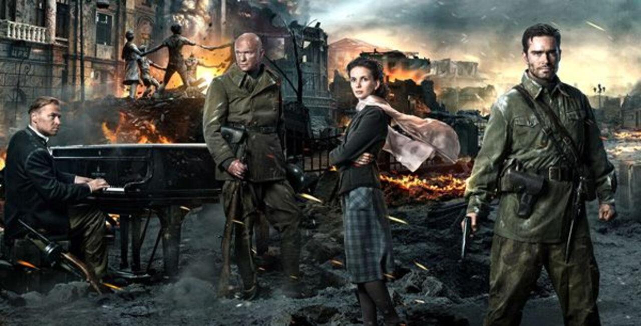 «Сталинград» Федора Бондарчука возглавил список самых кассовых русских фильмов 21 века