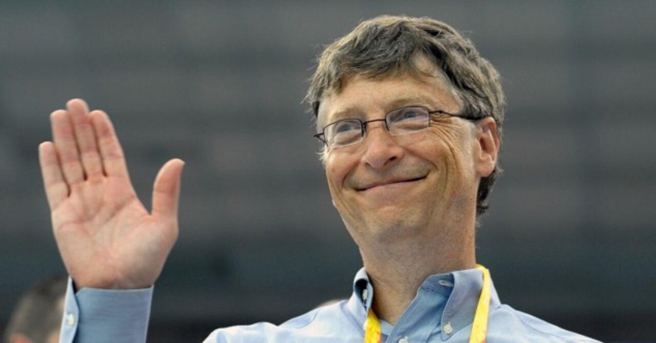 Билл Гейтс сделал свое самое крупное пожертвование за17 лет