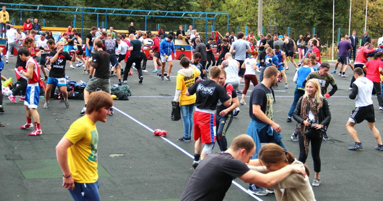 Завтра 1 000 боксеров соберутся нацентральной набережной Волгограда