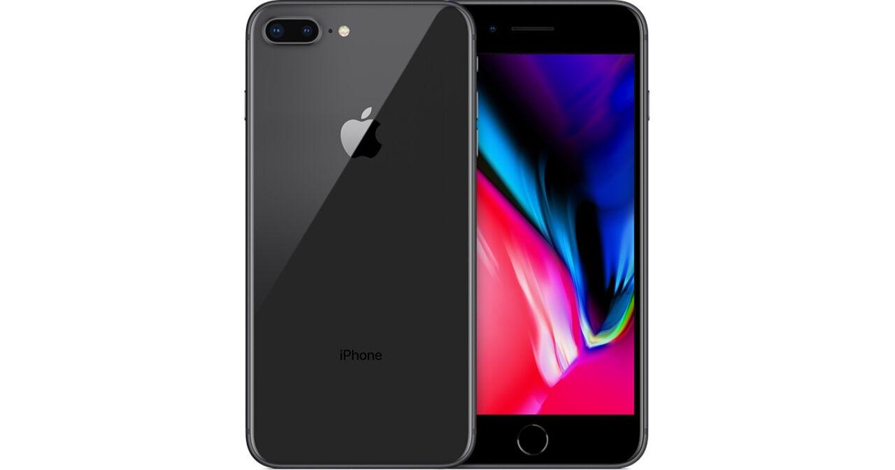 IPhone 8 Plus значительно упал вцене в Российской Федерации