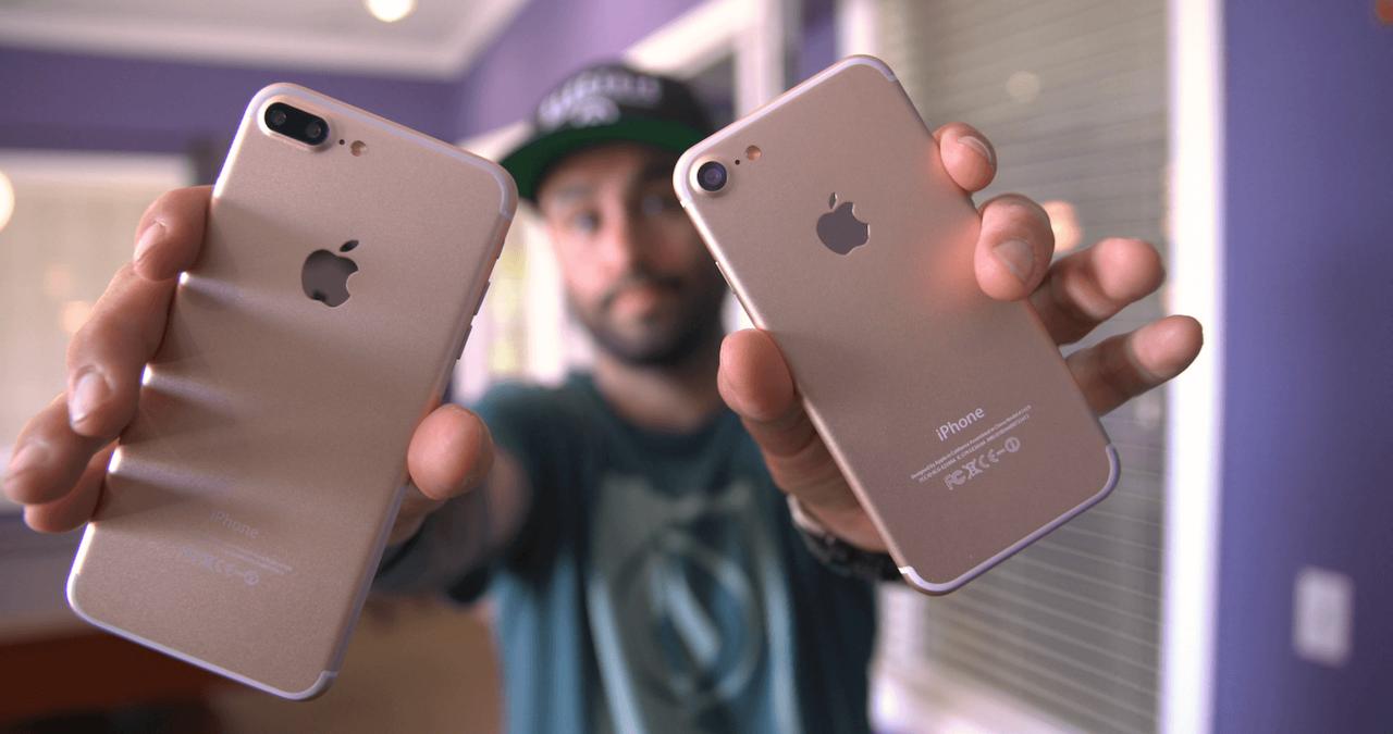 43% американцев, купивших мобильные телефоны Apple, предпочли последние модели